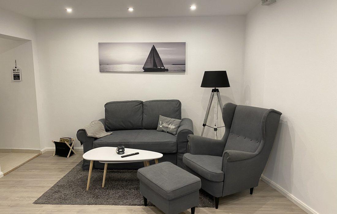 """Apartment 1 """"Möwennest"""""""